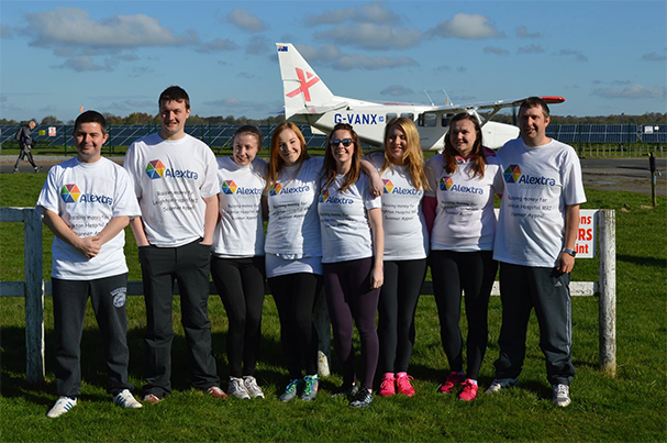 Alextra Accountants Conquer The Sky