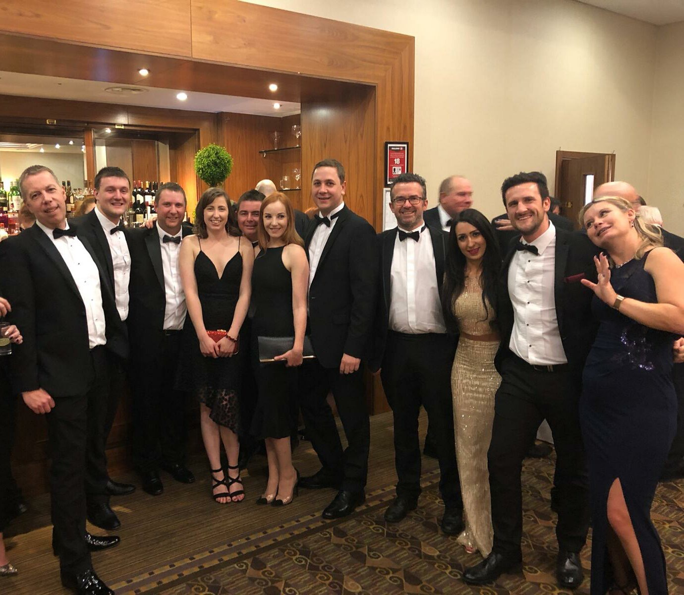 South Cheshire Chamber Business Awards 2018
