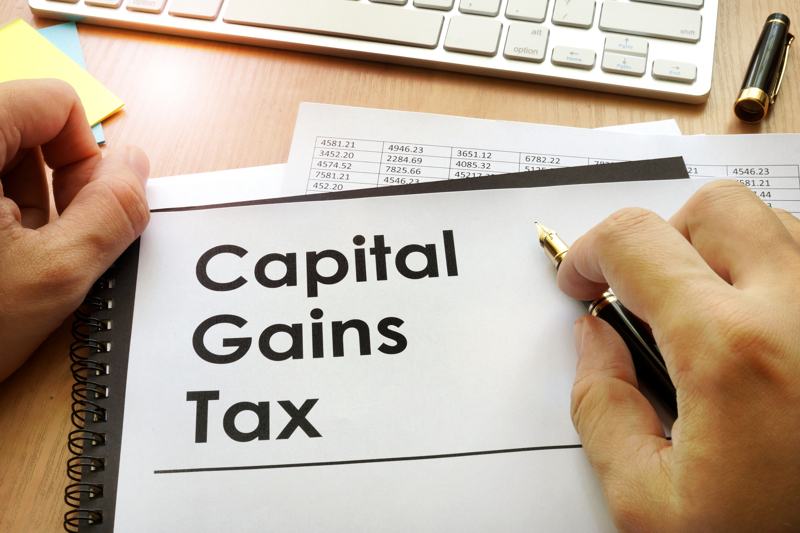 The CGT Annual Exemption – Use It Or Lose It!