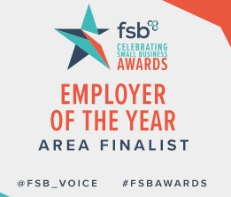 FSB Celebrating Small Business Awards – North West Area Finalist