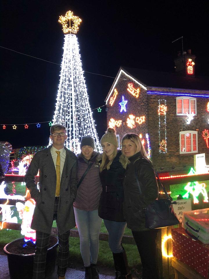 Sponsoring The Weston Lights Display