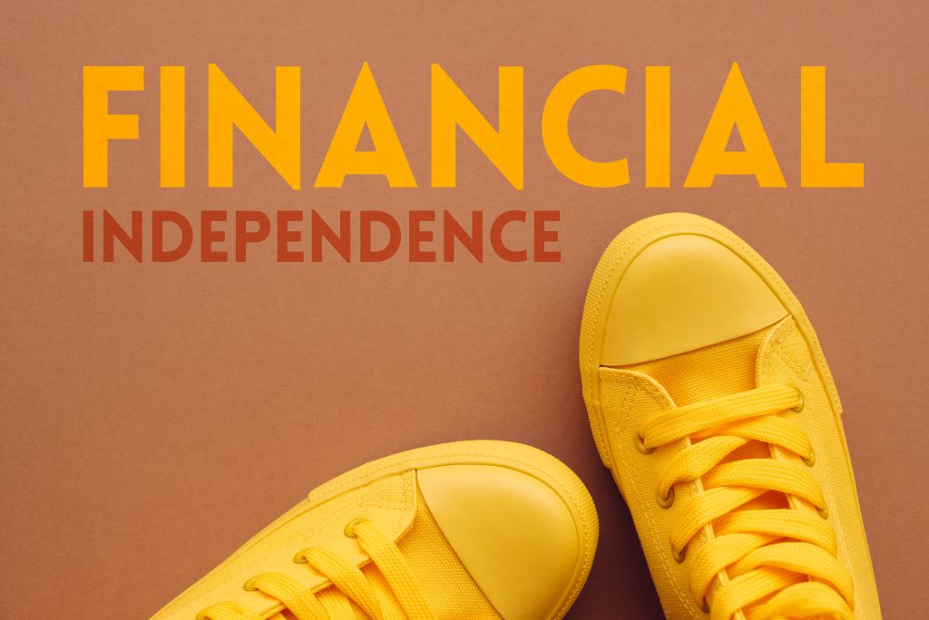 5 Key Points about Becoming Financially Independent