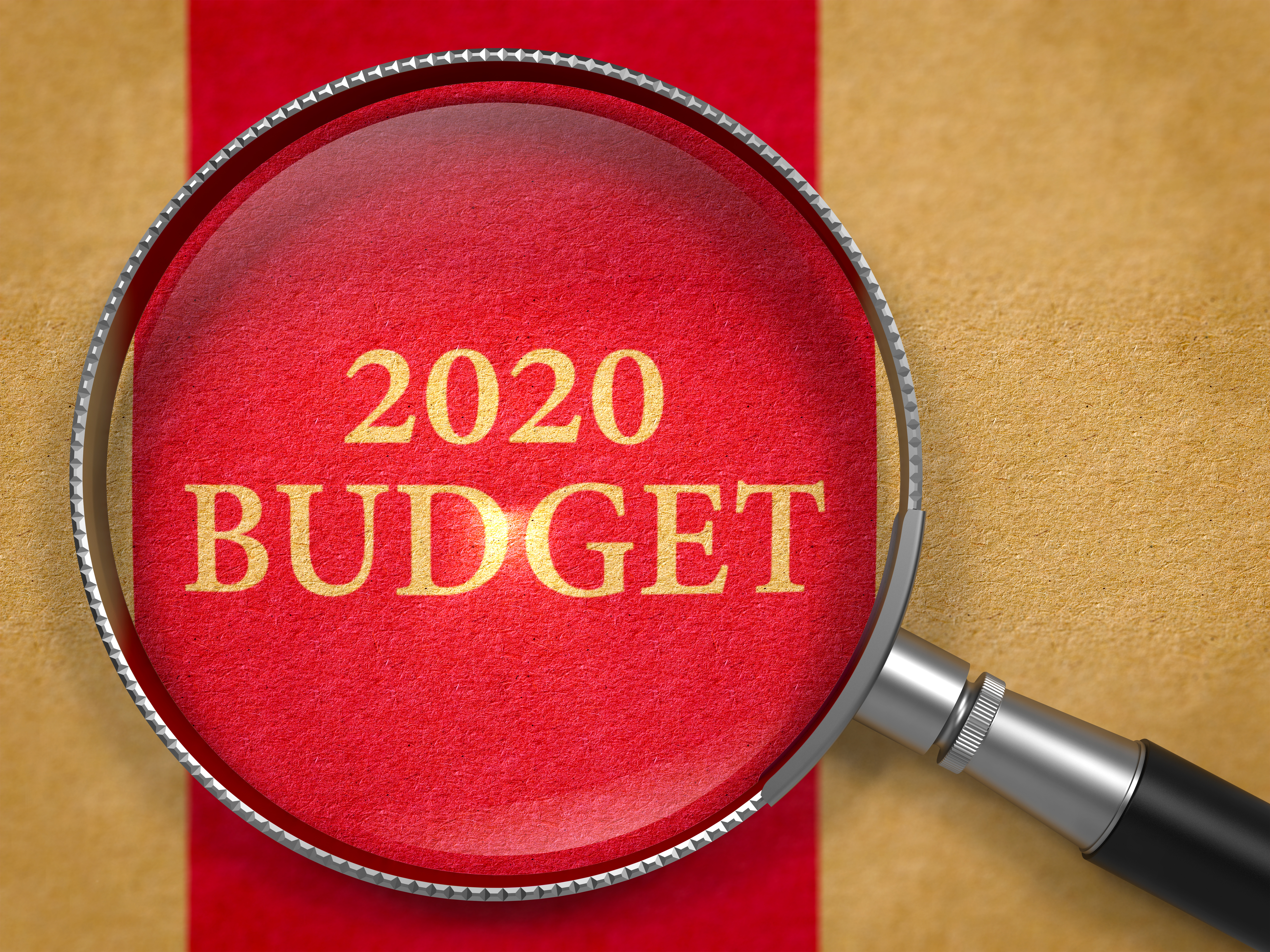 Budget 2020 Overview